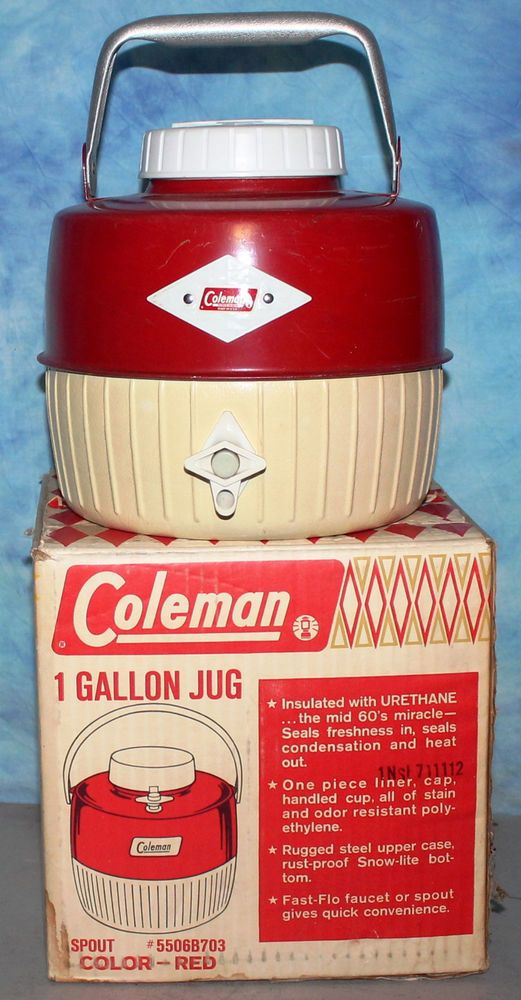 coleman1 - معرفی کلمن آب قدیمی