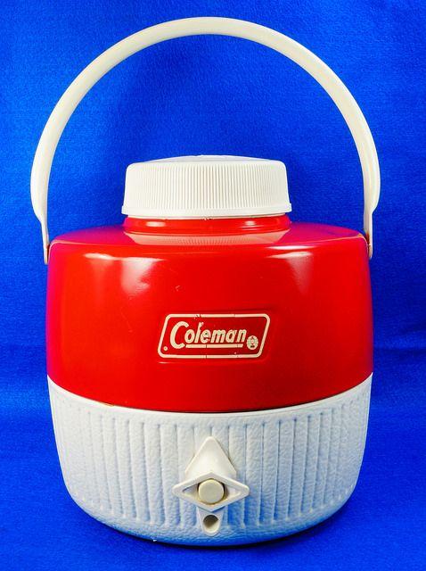 coleman7 - معرفی کلمن آب قدیمی