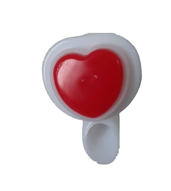 شیر کلمن فشاری طرح قلب